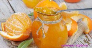 мандариновый джем