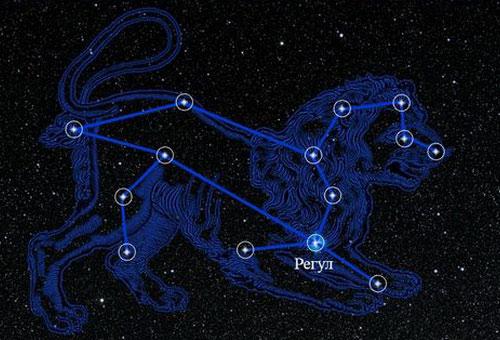 созвездие лев