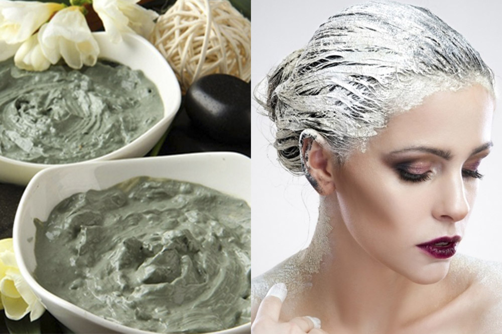 Зеленая глина - применение и свойства