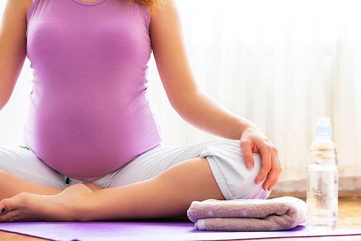 Домашнее лечение варикозного расширения вен у беременных