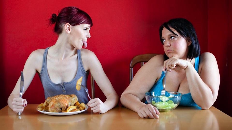 Жирная диета для похудения