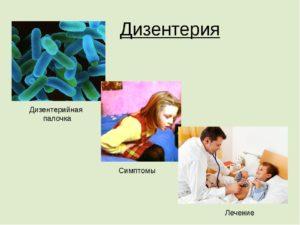 дизентерия