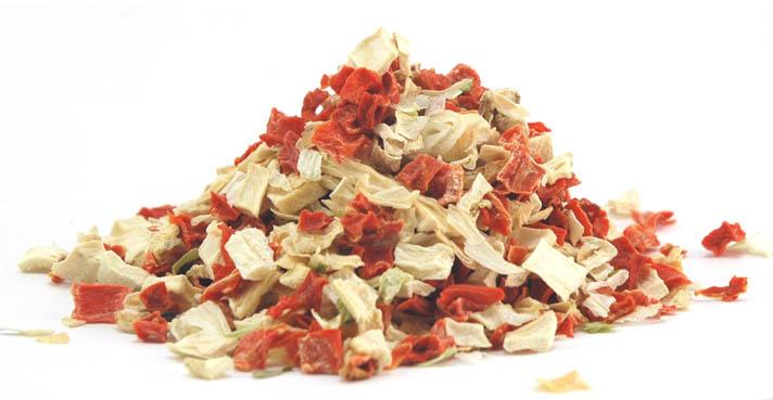 итальянская смесь овощей