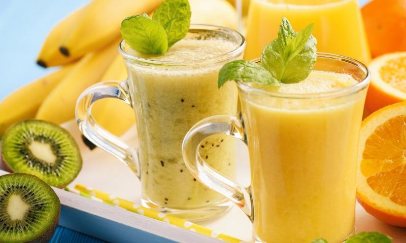 Полезная жидкая диета поможет очистить организм
