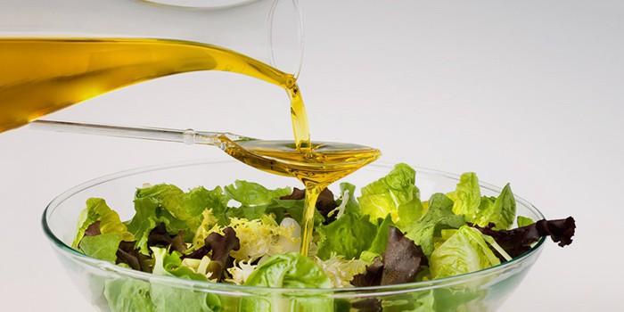рыжиковое масло в кулинарии