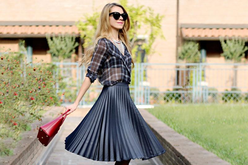 Street style юбки и платья 2019