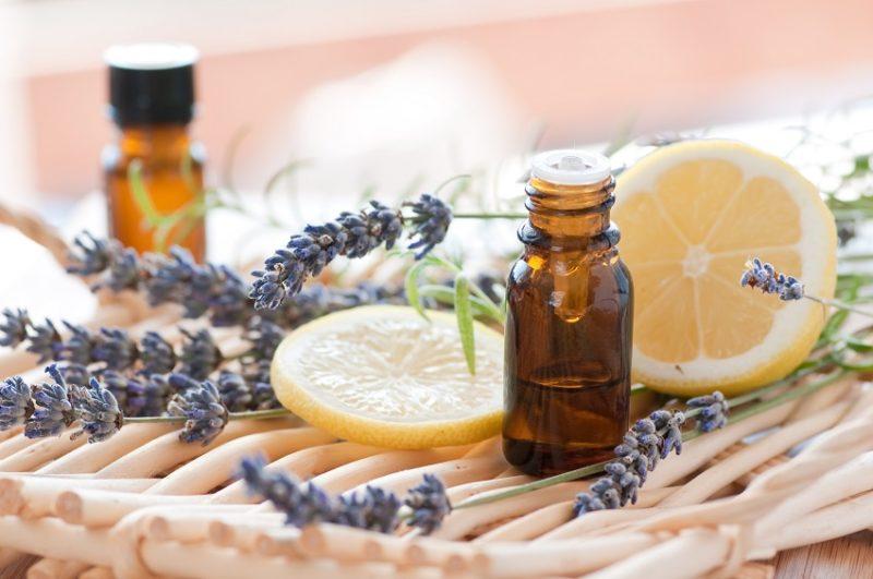 ароматерапия с лавандовым маслом