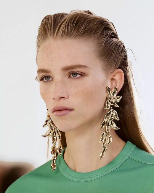 модные серьги 2019 года