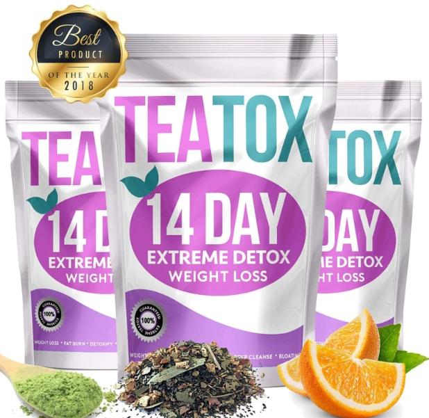чай Teatox