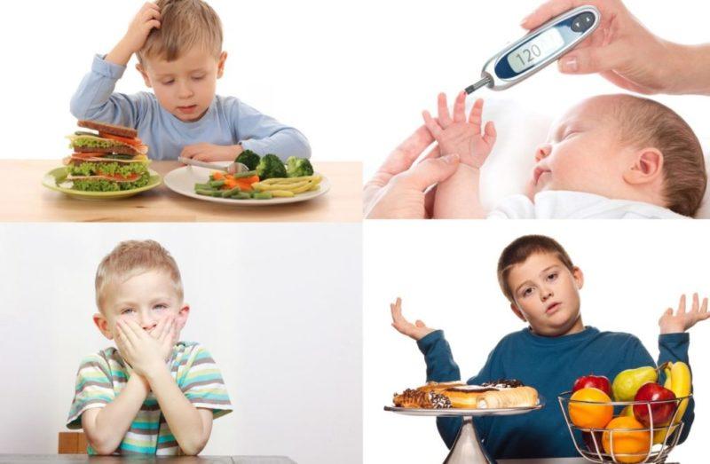 питание при диабете у детей