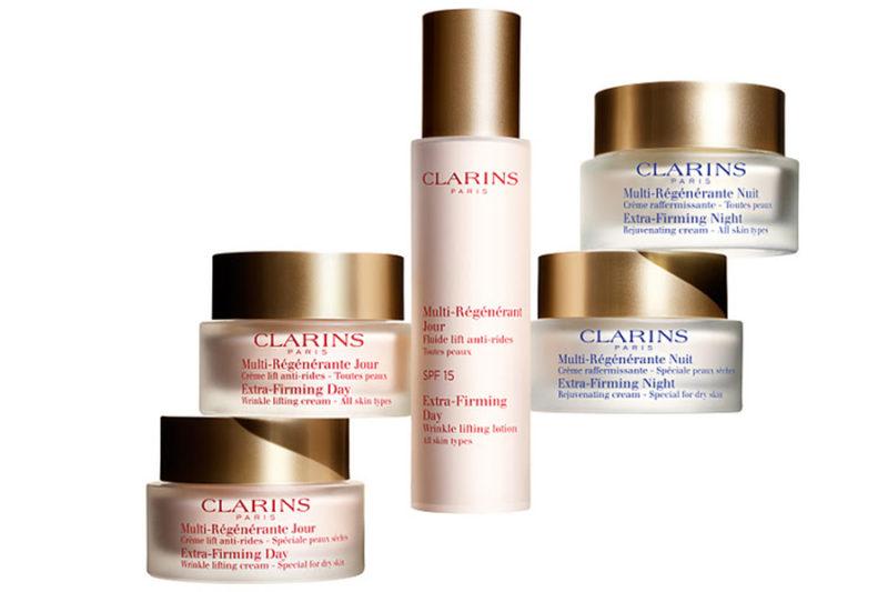 Clarins Multi-Regenerante Extra-Firming крем от морщин класса люкс
