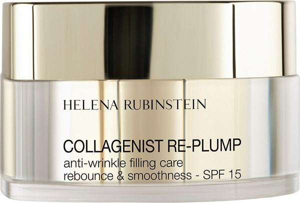 helena rubinstein collagenist re-plump cream антивозрастной крем от морщин категории люкс - рейтинг
