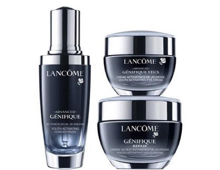 lancome genifique - активатор молодости от морщин рейтинг лучших