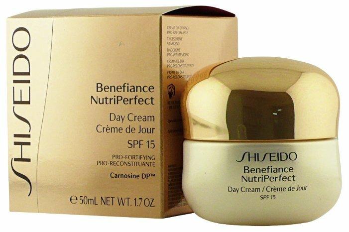 Shiseido Benefiance NutriPerfect Day Cream лучший люксовый крем от морщин