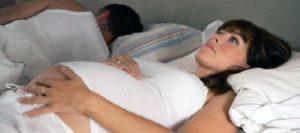 бессоница во время беременности