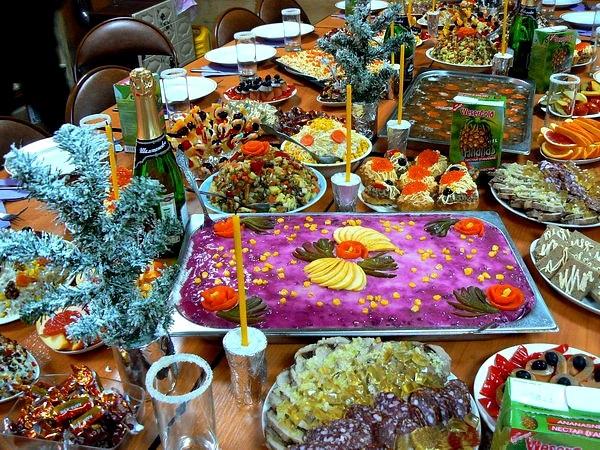 самый вкусный салат на Новогодний стол