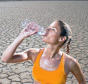 недостаток-воды