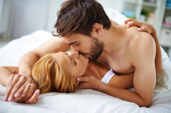 какие водолеи в постели