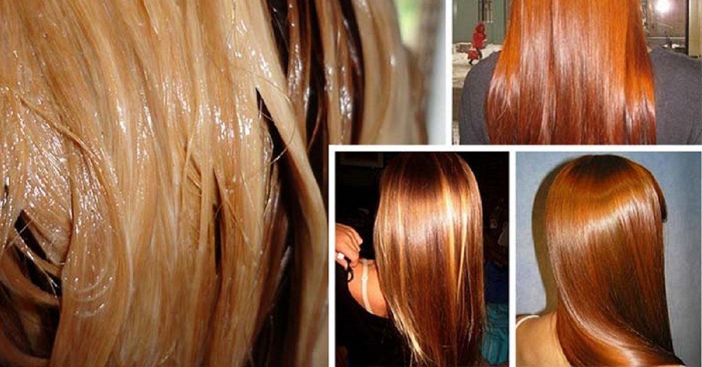 Ламинация волос на дому