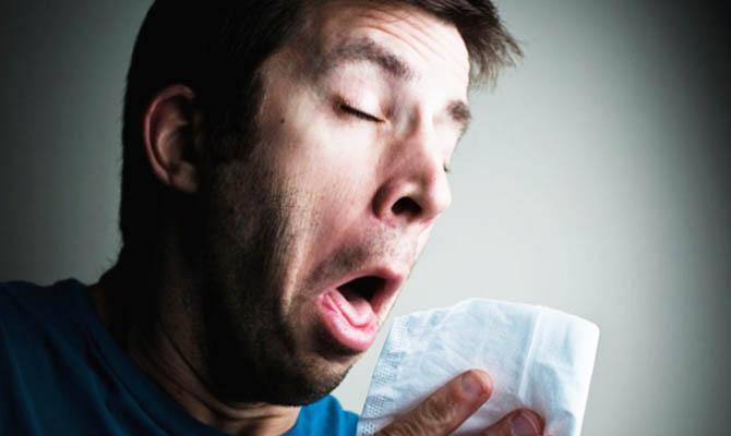 Почему люди не чихают во сне