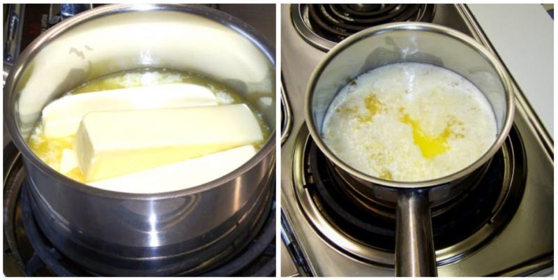 топленое масло в домашних условиях