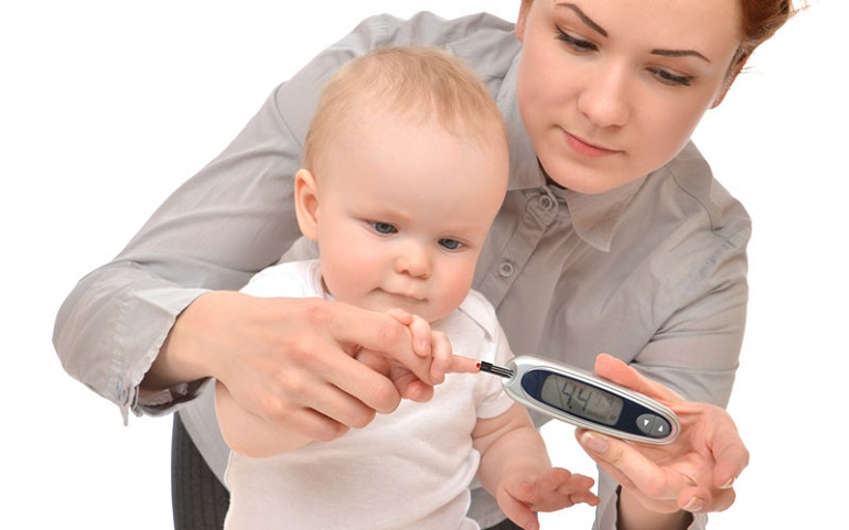 диабет у детей