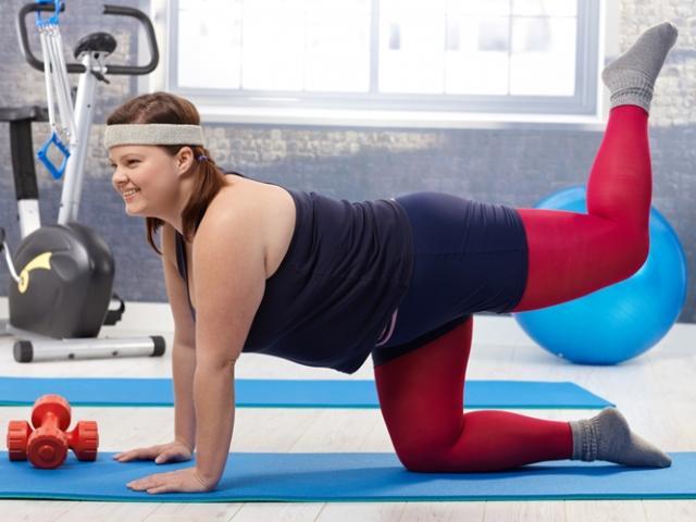 физическая активность для похудения