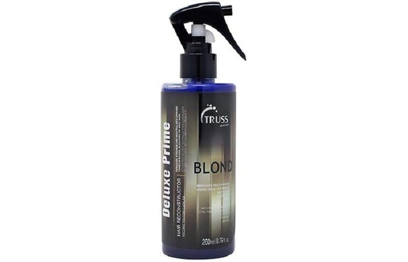 TRUSS-Deluxe-Prime - тонирующий спрей для осветленных волос