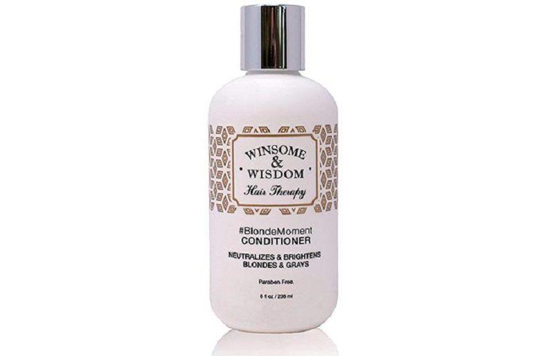 Winsome-Wisdom Conditioner - мгновенный блонд