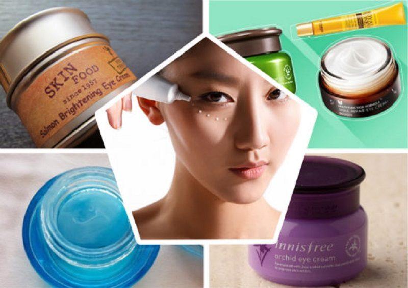 корейские кремы для кожи вокруг глаз