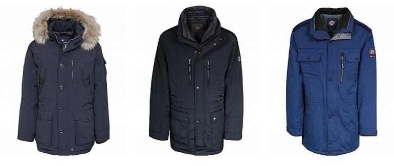 самые модные мужские куртки зимой 2020