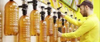 организовать бизнес на разливном пиве с нуля